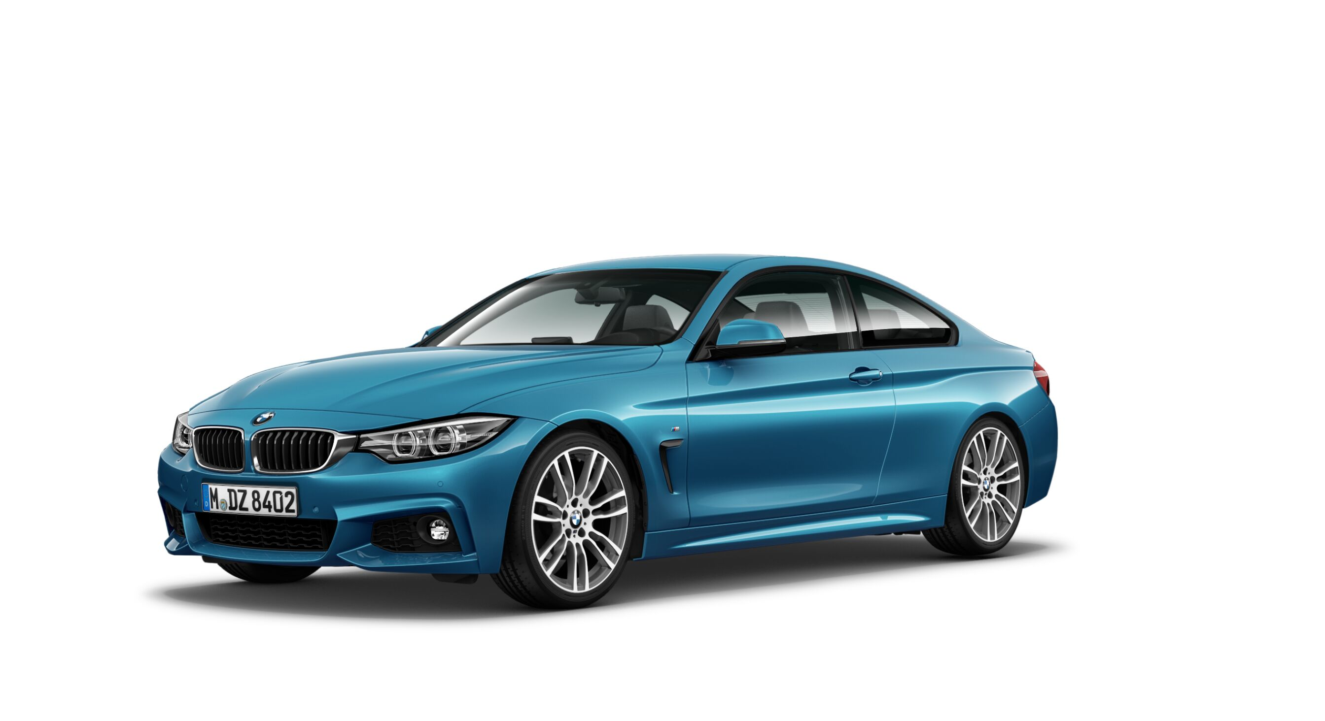 BMW BMW 420d M Sport Coupe